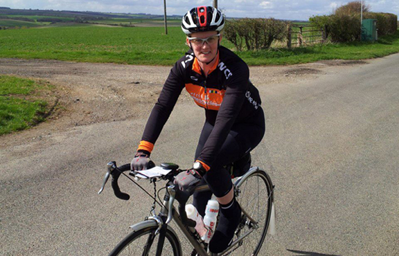 Anna completes 300K audax for Womens Cycling Sheffield RT